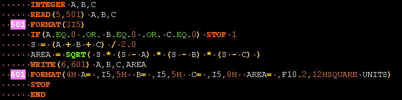 Fortran to C